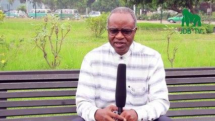 "ANATOLE LIMBONGO NGOKA du parti PARADIS: ""Baisser les bras, c'est trahir MOKOKO"""