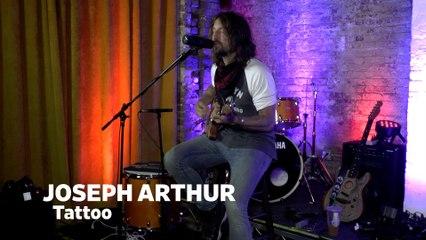 "Dailymotion Elevate: Joseph Arthur - ""Tattoo"" live at Cafe Bohemia, NYC"