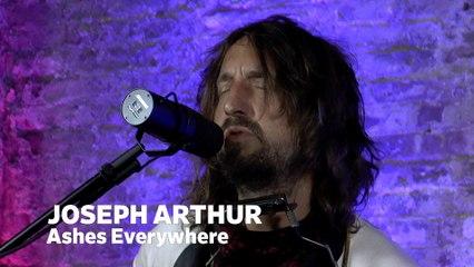 "Dailymotion Elevate: Joseph Arthur - ""Ashes Everywhere"" live at Cafe Bohemia, NYC"