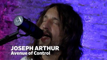 "Dailymotion Elevate: Joseph Arthur - ""Avenue of Control"" live at Cafe Bohemia, NYC"