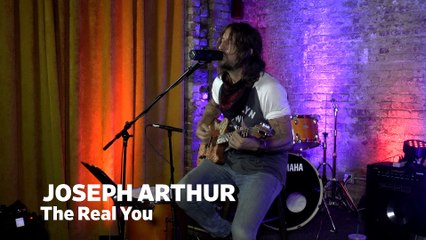 """Dailymotion Elevate: Joseph Arthur - """"The Real You"""" live at Cafe Bohemia, NYC"""