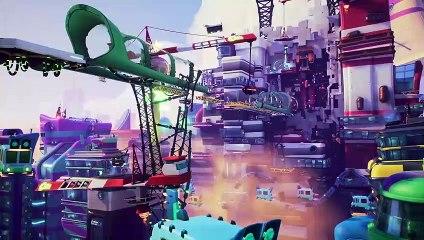 Crash Bandicoot 4 dévoilé dans un premier trailer qui donne envie !