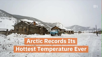 The Arctic Gets Hotter