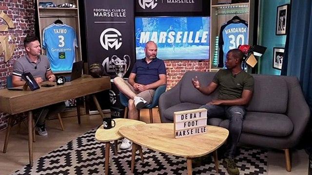 """OM : """"Personne ne critique Nasser Larguet, c'est extrêmement rare à Marseille..."""""""