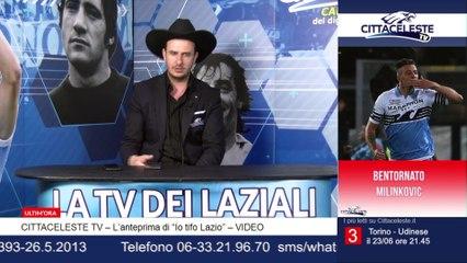 """Ciapparoni a CITTACELESTE TV: """"Lotito vuole entrare in politica"""" - VIDEO"""