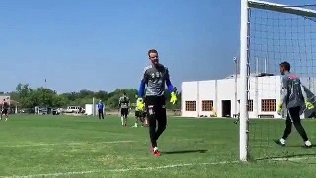 Le nouveau but magnifique d'André-Pierre Gignac à l'entraînement