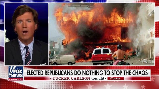 Tucker- Why mobs are tearing down America's monuments