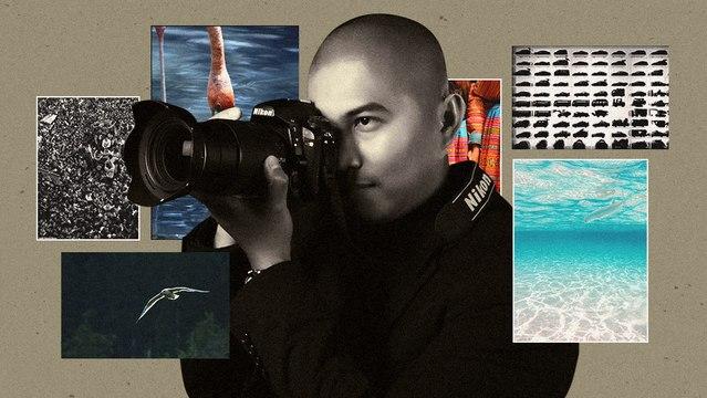 Award-winning photographer Jophel Botero Ybiosa share his winning moments