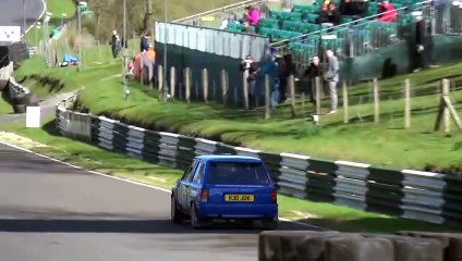 MSN Circuit Rally Championship 2015-2016 Rd 7 Cadwell Park