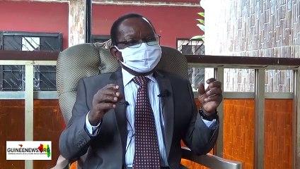 Guinée : le Haut représentant du chef de l'Etat Claude Kory Kondiano par de ses nouvelles fonctions