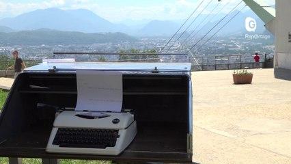 Reportage - Le Fabularium pour écrire à Grenoble et ses alentours