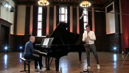 Andreas Ottensamer - Mendelssohn: Lieder ohne Worte, Op. 85: No. 2 Allegro agitato (Arr. Ottensamer for Clarinet and Piano)