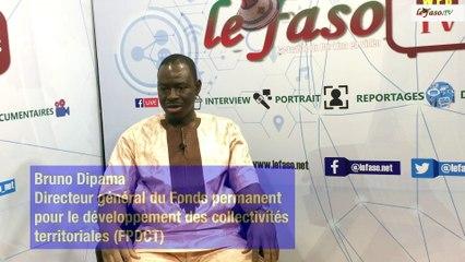 Présidentielle de 2020 : « Il n'y a pas l'ombre d'un doute que le candidat Roch Kaboré sera vainqueur », dixit Bruno Dipama, directeur général du FPDCT