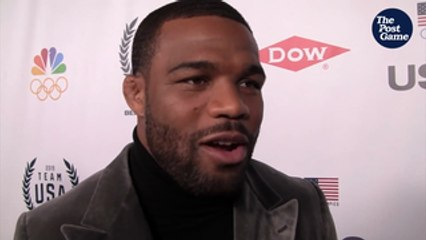 Jordan Burroughs: Being A Dad Is Way Harder Than Winning The Olympics