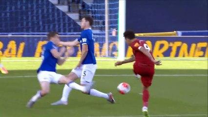 Everton - Liverpool (0-0) - Maç Özeti - Premier League 2019/20