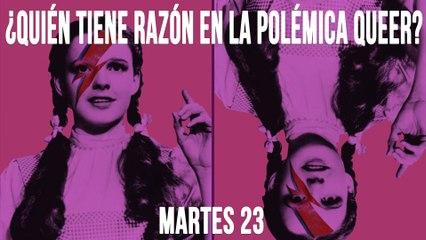 Juan Carlos Monedero: ¿Quién tiene razón en la polémica 'queer'? 'En la Frontera' - 23 de junio de 2020