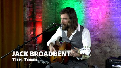 """Dailymotion Elevate: Jack Broadbent - """"This Town"""" live at Cafe Bohemia, NYC"""