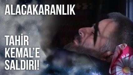 Tahir Kemal'e Saldırı!   Alacakaranlık 35. Bölüm