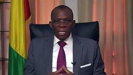 Gratuité d'eau et d'électricité, pulvérisation des écoles et universités...les nouvelles mesures annoncées par Kassory Fofana