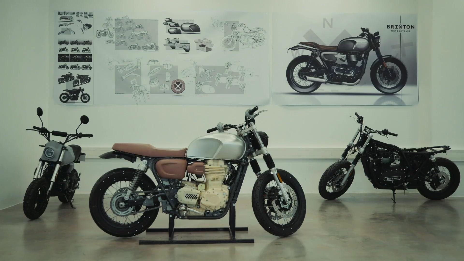 Brixton Motorcycles Design