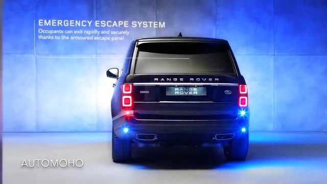 2020 Range Rover Sentinel ARMOURED - A Great Presidential SUV Car