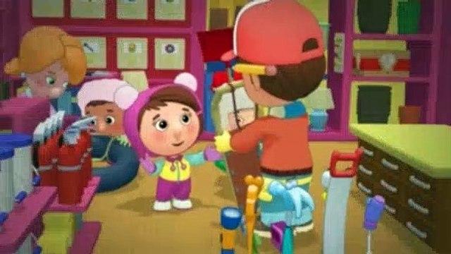 Handy Manny Season 3 Episode 41 Snow Day Susannas Dollhouse