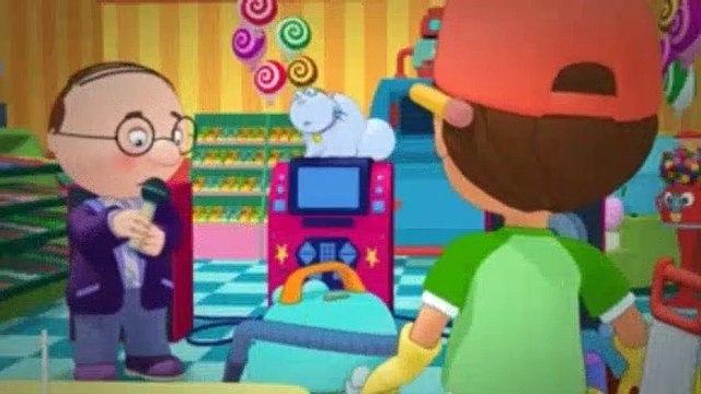 Handy Manny Season 3 Episode 43 Handy Manny And The 7 Tools Part 1