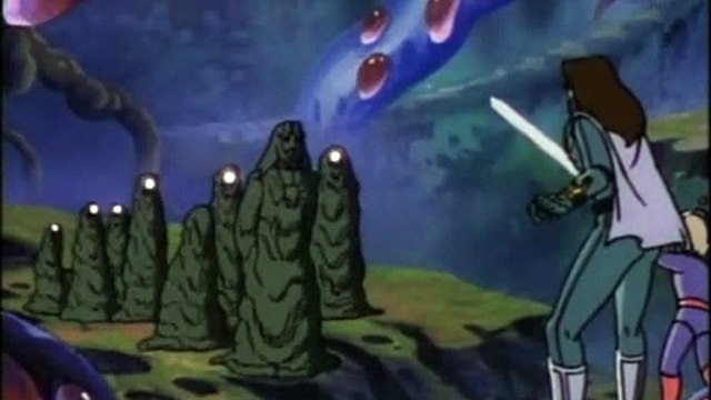 Ulysses 31 - S01E13 Phantoms From the Swamp