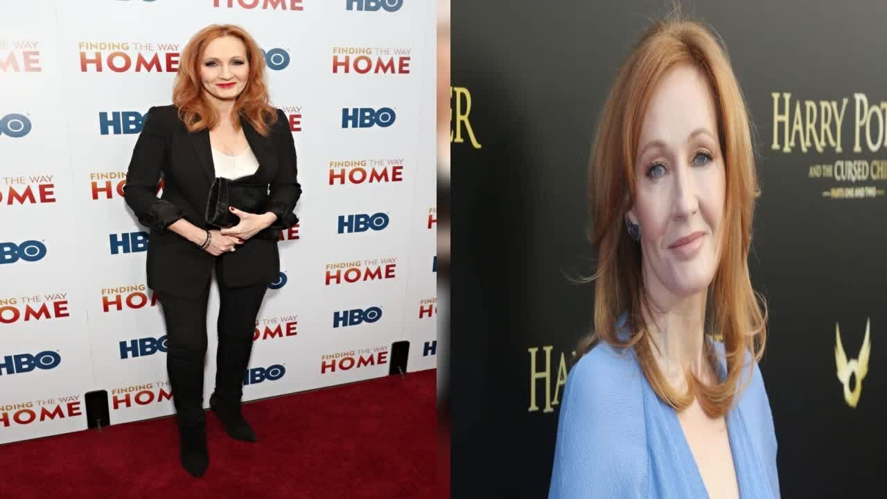 JK Rowling 'completely recovered' after experiencing coronavirus symptoms  – Latest News