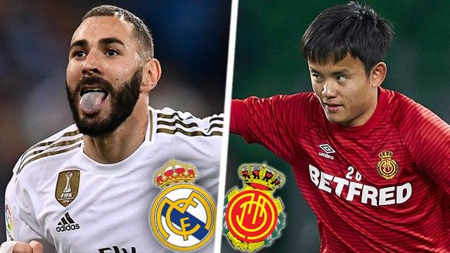 Les compos probables de Real Madrid-Majorque