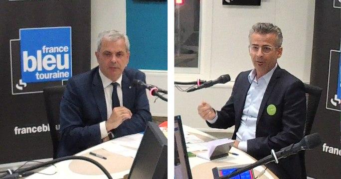Tours : le débat des municipales sur France Bleu Touraine