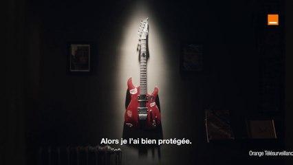 Maison Protégée - Ma première guitare - Orange