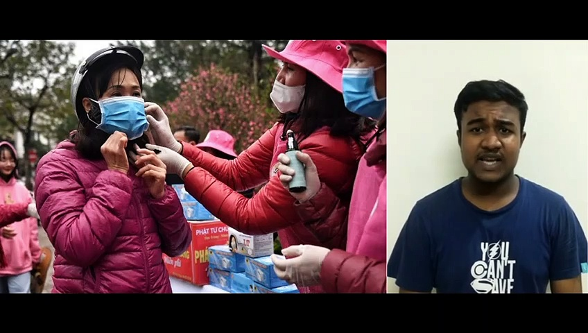 Manush Korbe Joy ( মানুষ করবে জয় ) | Official Lockdown Music Video against Coronavirus  (Fight against COVID 19  disease)| Chayapoth – Motivational Video