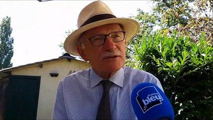 Dominique Gros, maire de Metz, revient sur les constructions des centres commerciaux Muse et Waves