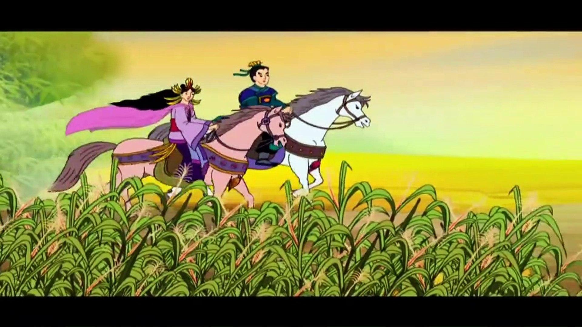 Mỵ Châu - Trọng Thủy (phim hoạt hình lịch sử Việt Nam)