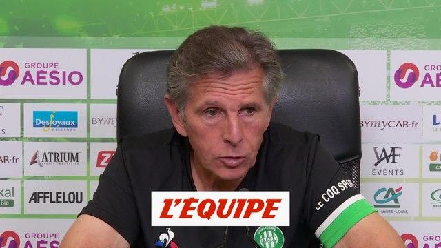 Claude Puel : « Jessy Moulin débutera la saison » - Foot - L1 - Saint-Etienne