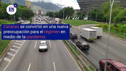 Se cumplen 100 días desde que inició la cuarentena en Venezuela   El Nacional