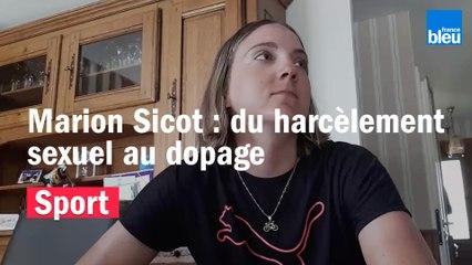Du harcèlement sexuel au dopage I La cycliste Marion Sicot témoigne