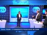 Suivez le débat du second tour à Rive de Gier - Elections Municipales Loire 2020 - TL7, Télévision loire 7