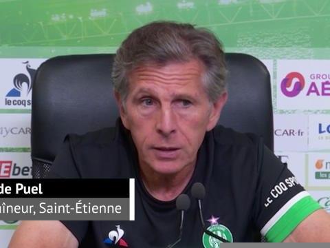 """Transferts - Puel : ''Si Ruffier a certaines difficultés en tant que second gardien..."""""""
