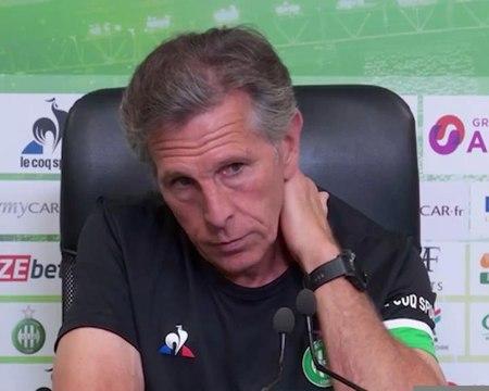 Transferts - Saliba, Perrin & Aouchiche : Claude Puel fait le point