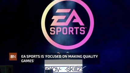 EA Sports Has A Goal