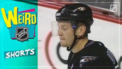 Weird NHL Shorts: Pt. 14 | Old School Own Goals