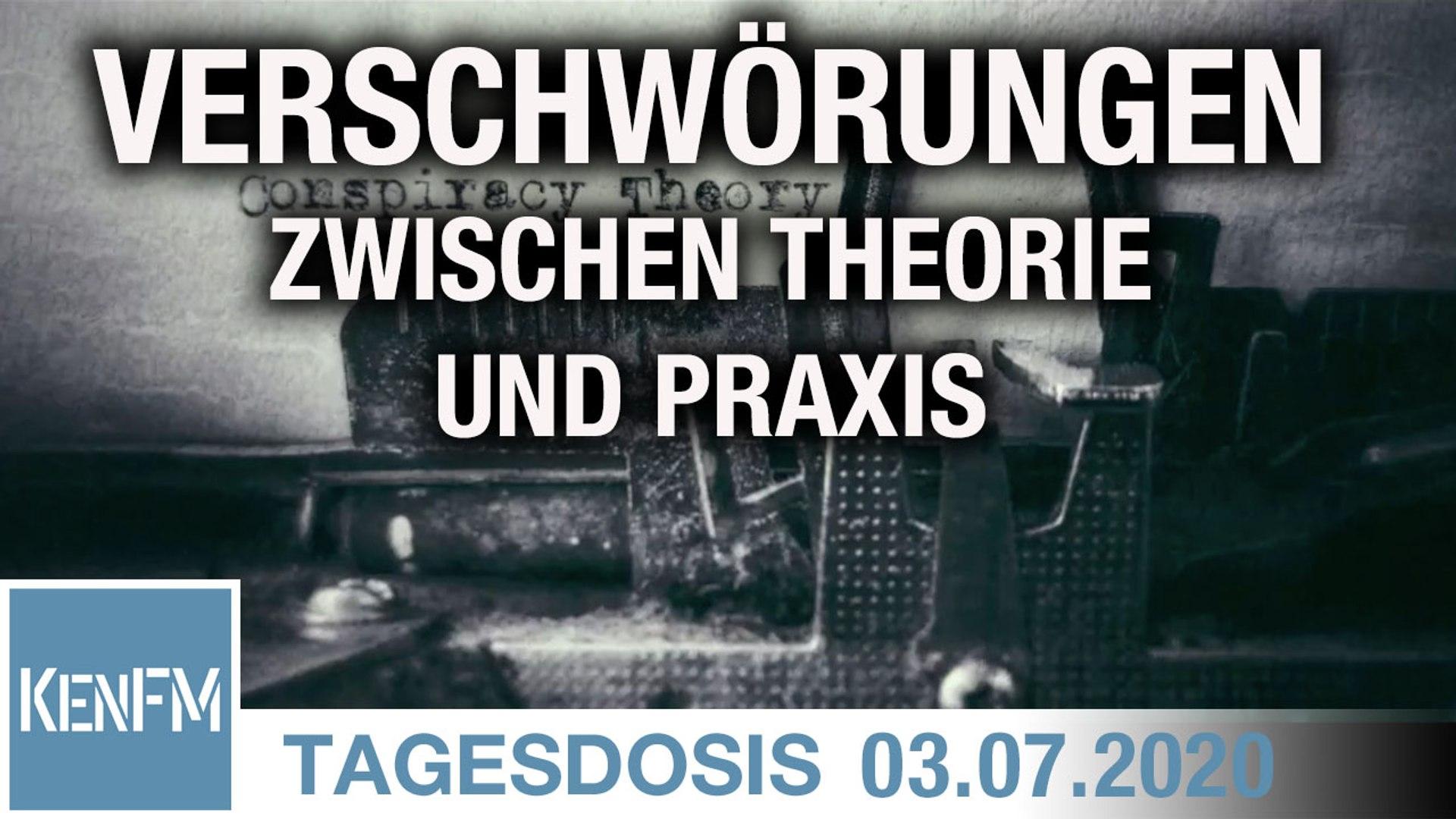 Verschwörungen zwischen Theorie und Praxis | Von Klaus Hartmann