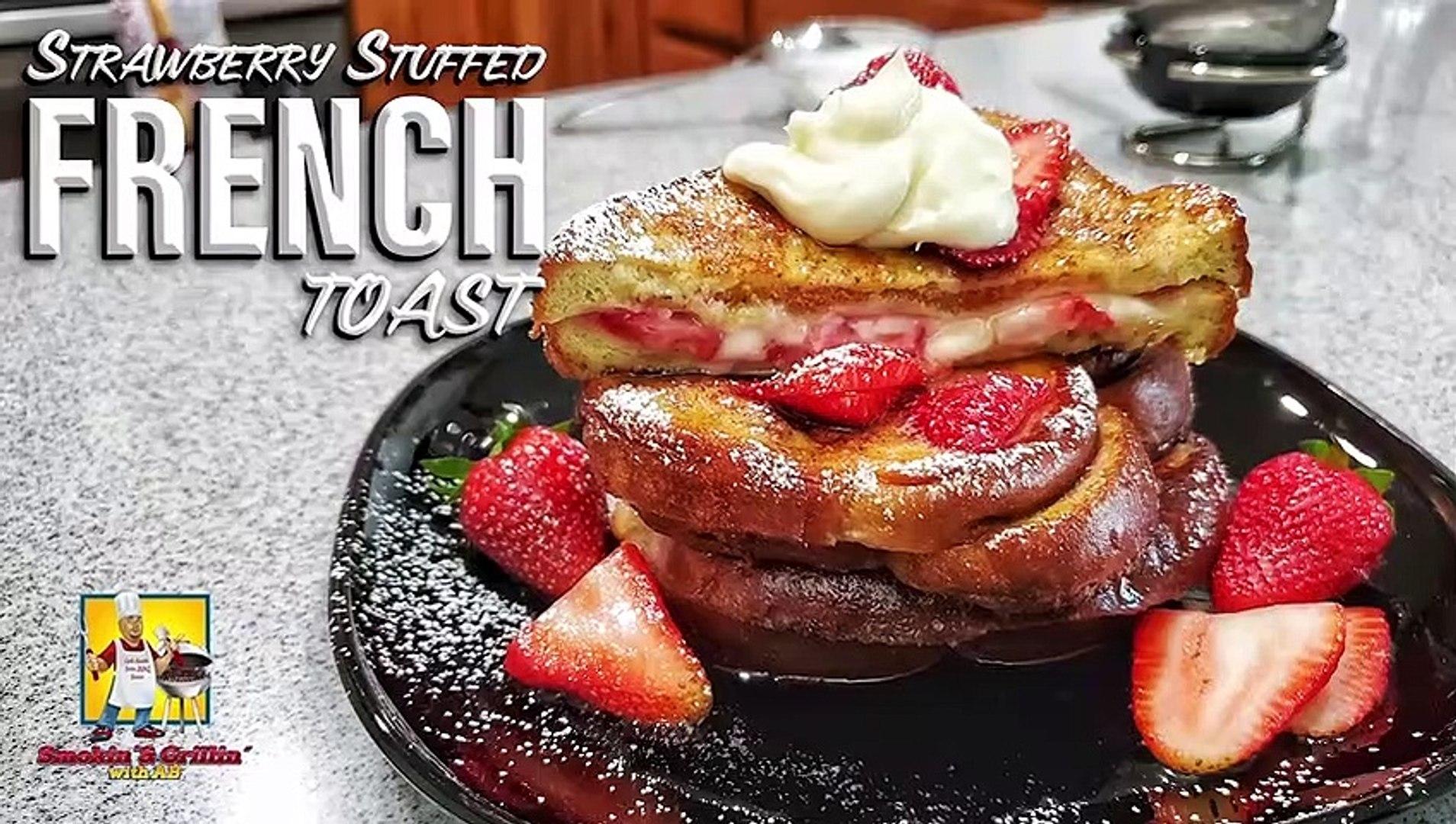 Stuffed French Toast Recipe | Brunch Recipes