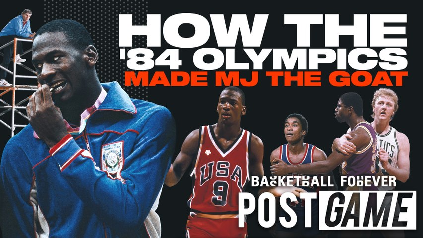 POST GAME | How The '84 Olympics Made MJ The GOAT