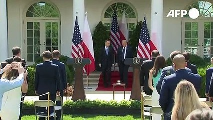 Duda froh über Verlegung von US-Soldaten nach Polen