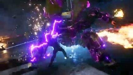 Vidéo de gameplay de Marvel's Avengers