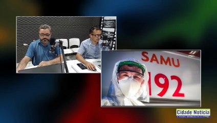 Assista ao programa Cidade Notícia desta quinta-feira (25)  pela Líder FM de Sousa-PB
