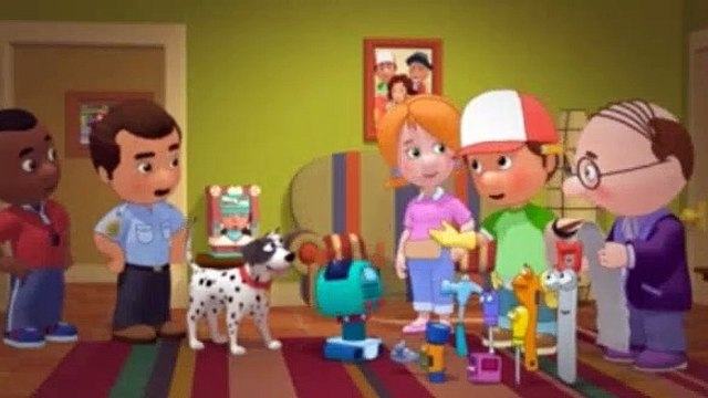 Handy Manny Season 3 Episode 46 Firefighter Manny Part 1